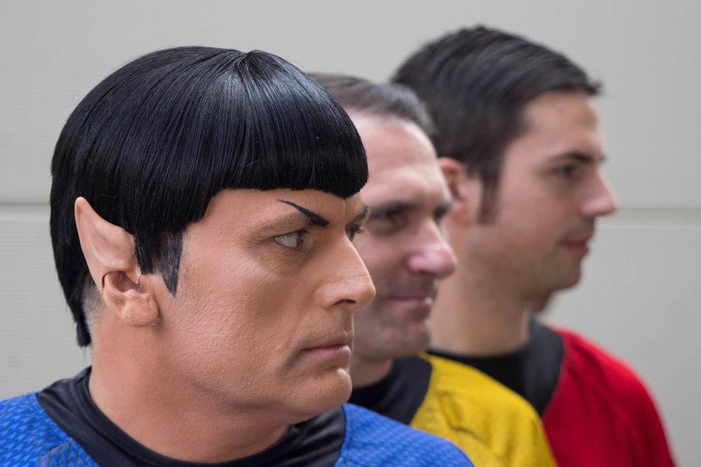 Spock ears